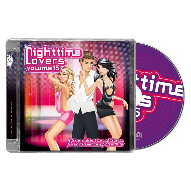 Nighttime Lovers Volume 15