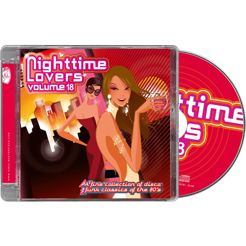 Nighttime Lovers Volume 18