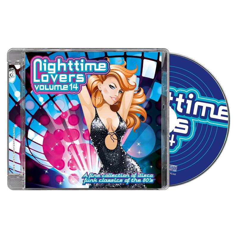 Nighttime Lovers Volume 14