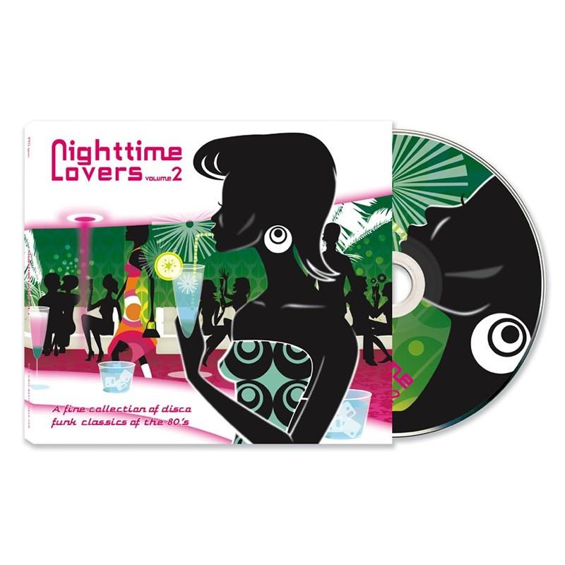 Nighttime Lovers Volume 02