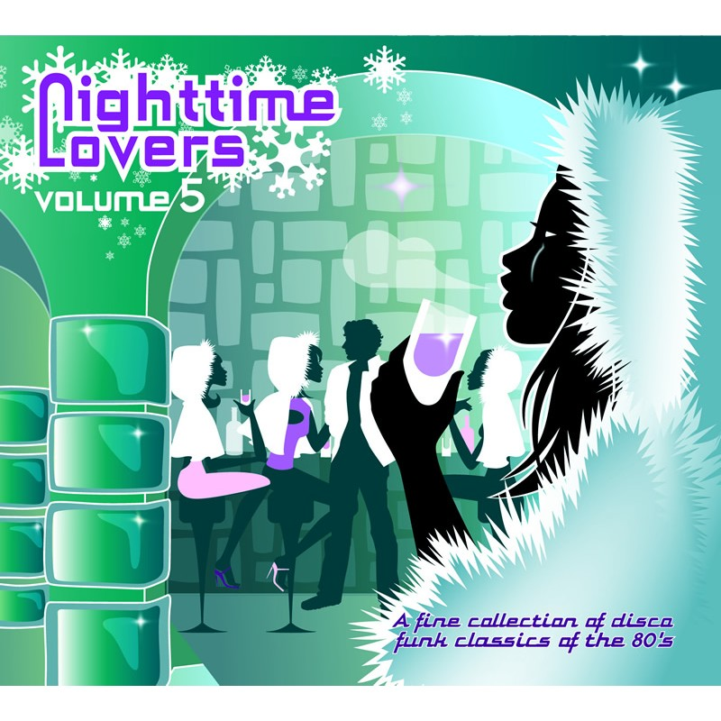 Nighttime Lovers volume 05
