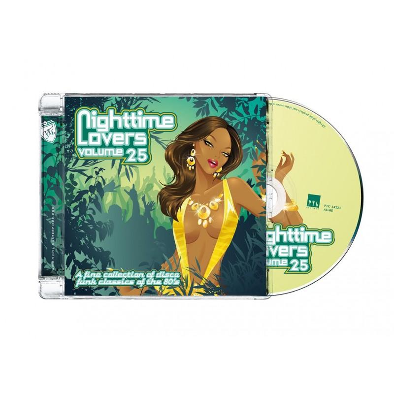 Nighttime Lovers volume 25