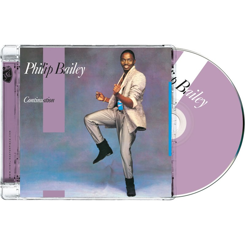 Philip Bailey - Continuation (PTG CD)