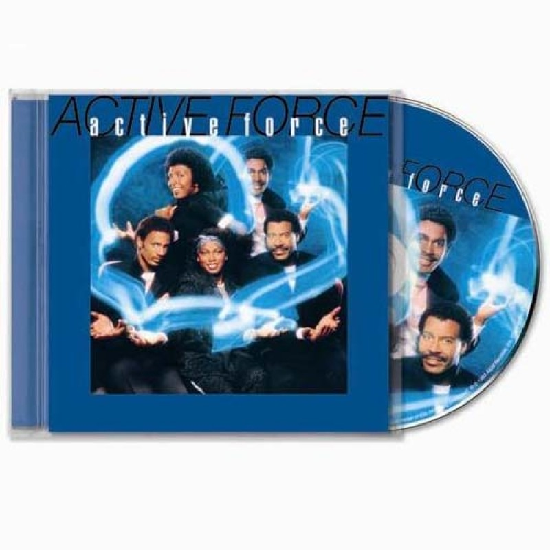 Active Force - Active Force (PTG CD)