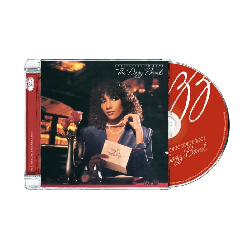 Dazz Band - Invitation To Love (PTG CD)