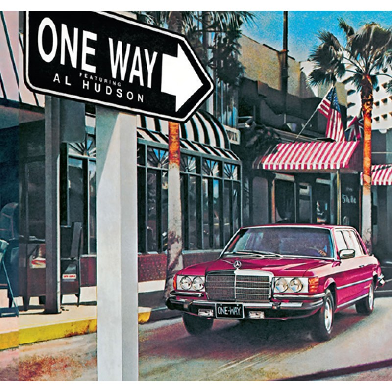 One Way - One Way feat. Al Hudson (PTG CD)