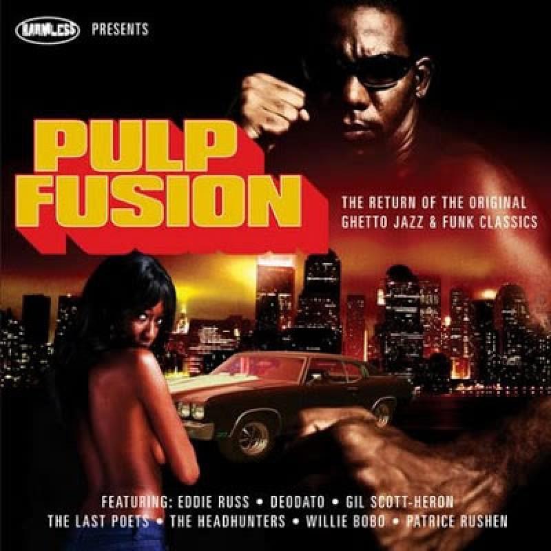 Pulp Fusion - 15th Anniversary Crystal Edition (2CD)