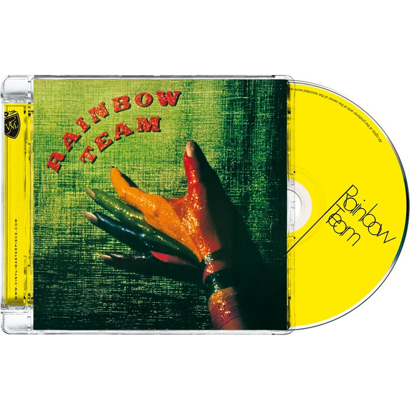 Rainbow Team - Rainbow Team (PTG CD)