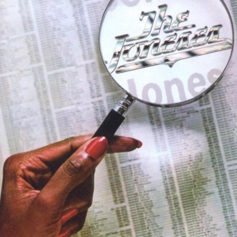 Joneses - The Joneses Expanded