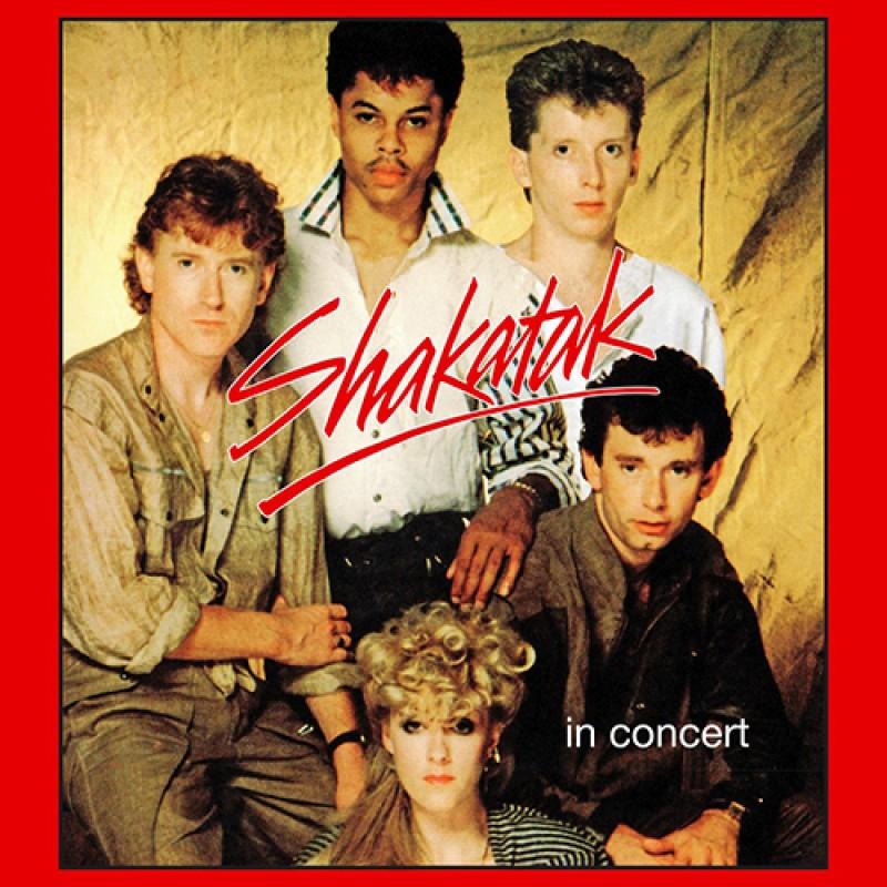 Shakatak - in Concert