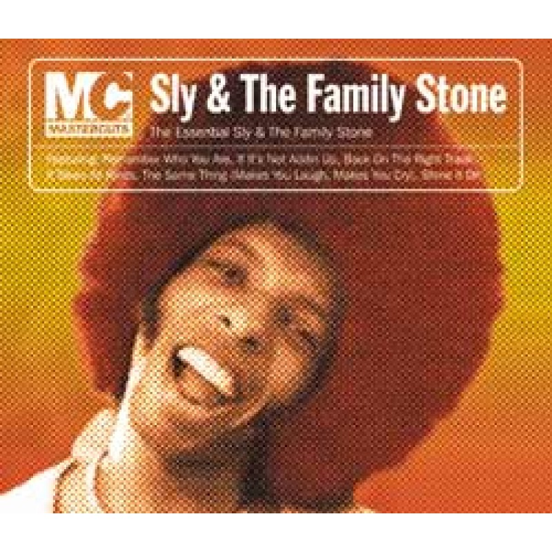 Sly & The Family Stone - The Essential (CD)