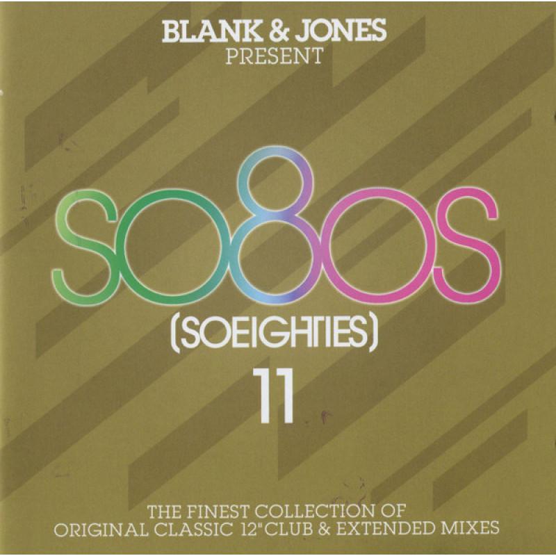 Blank & Jones SO80S vol. 11