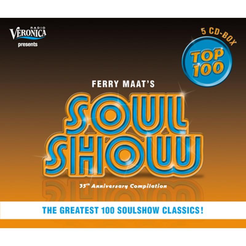 Soulshow - The Greatest 100 Soulshow Classics (5CD BOX)