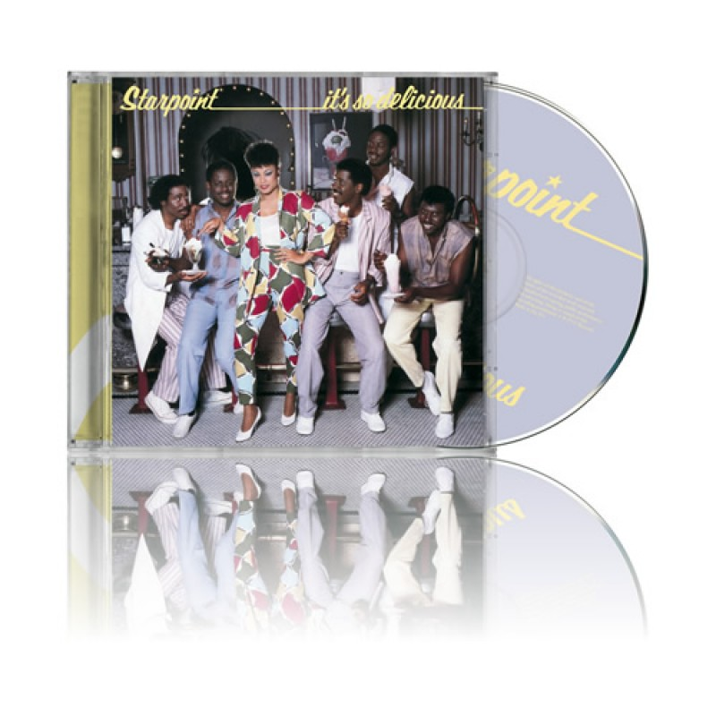 Starpoint - Its So Delicious (PTG CD)