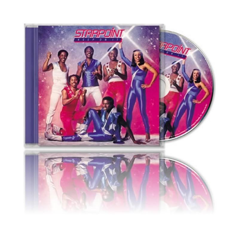 Starpoint - Keep On It  (PTG CD)