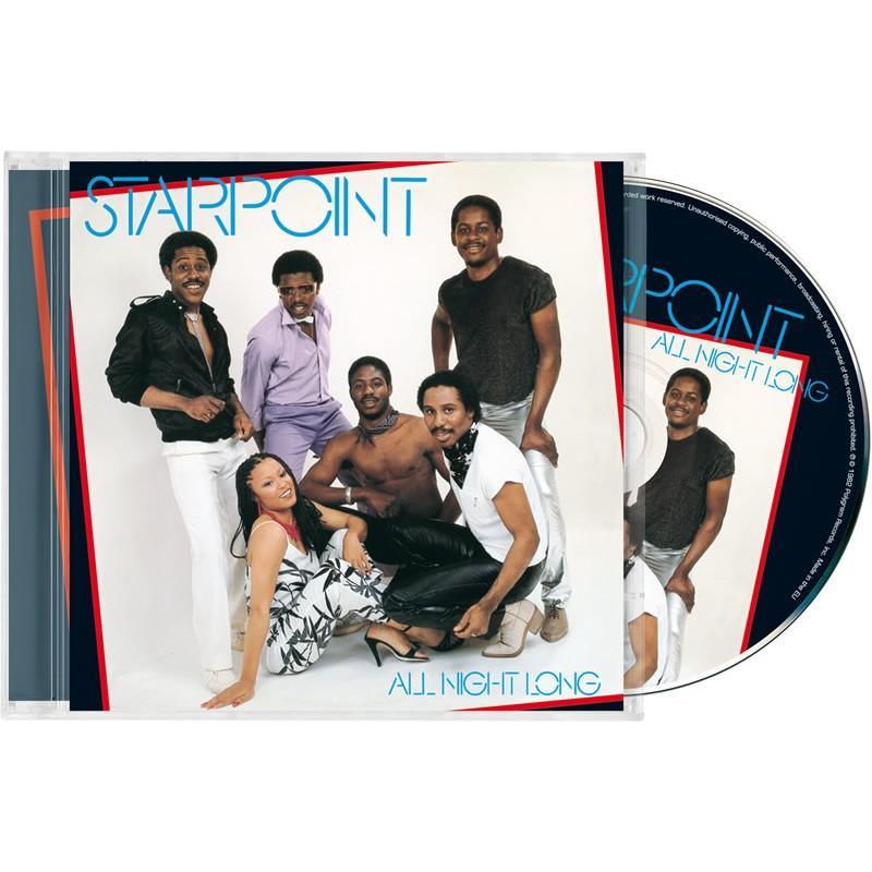 Starpoint - All Night Long (PTG CD)