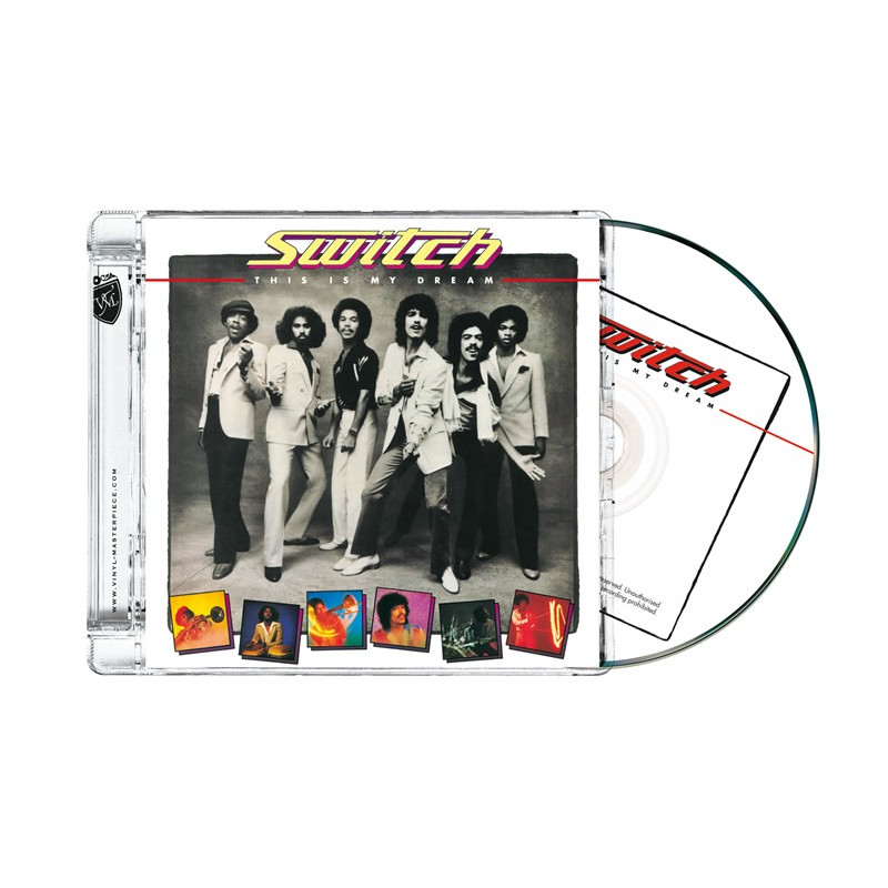 Switch - This Is My Dream (PTG CD)