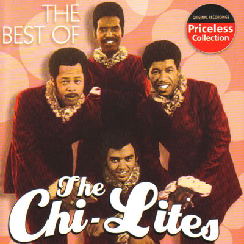 Chi-Lites The - The best of (CD)