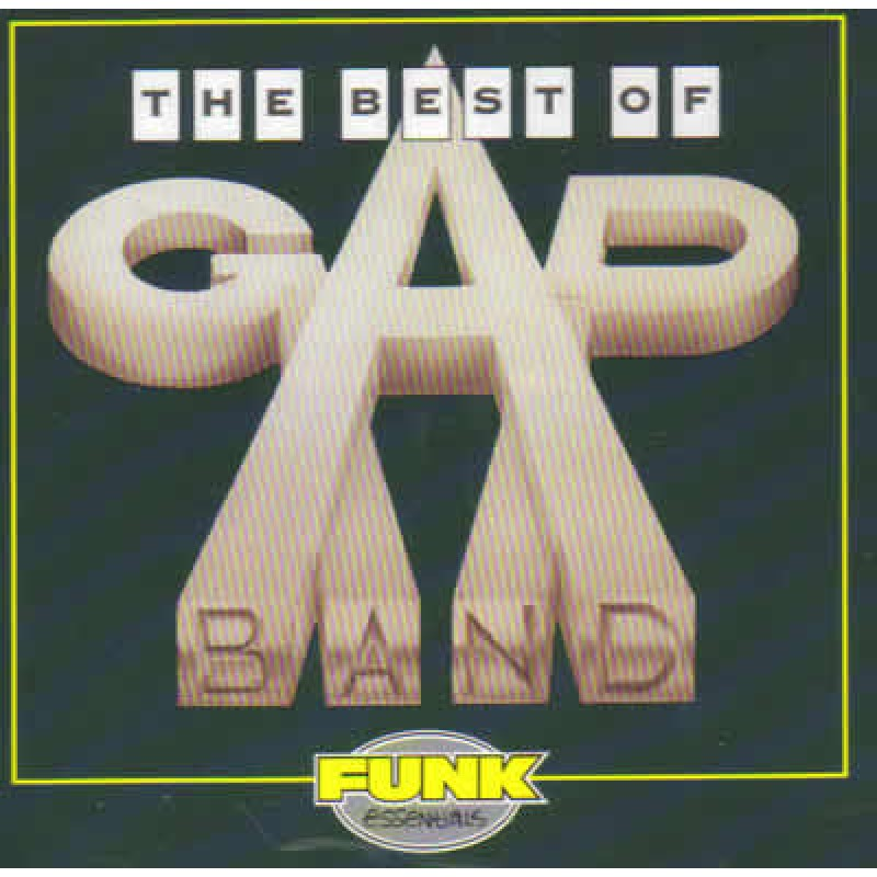 Gap Band - The Best Of (CD)