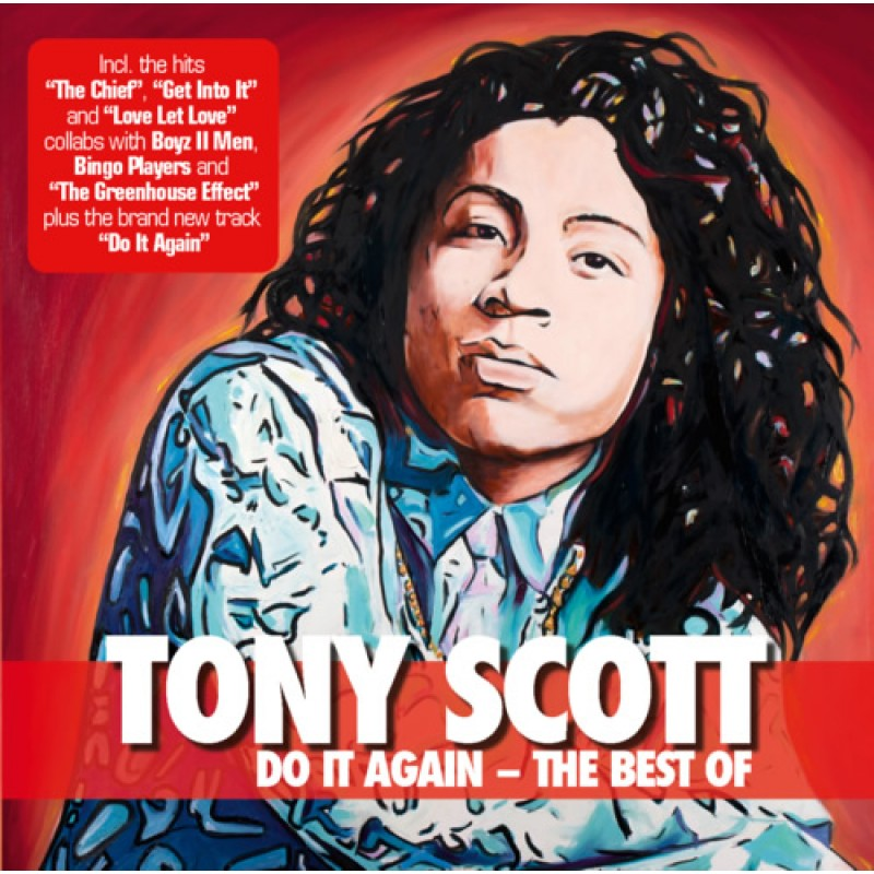 TONY SCOTT – DO IT AGAIN – THE BEST OF