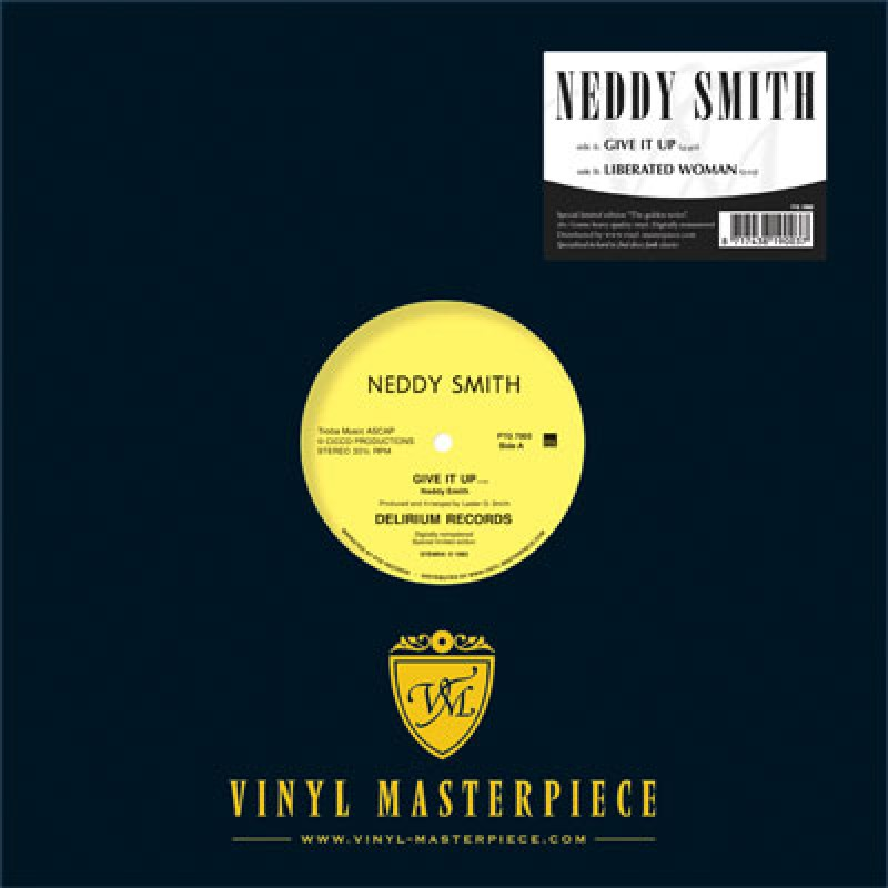 Neddy Smith - Give It Up / Liberated Women