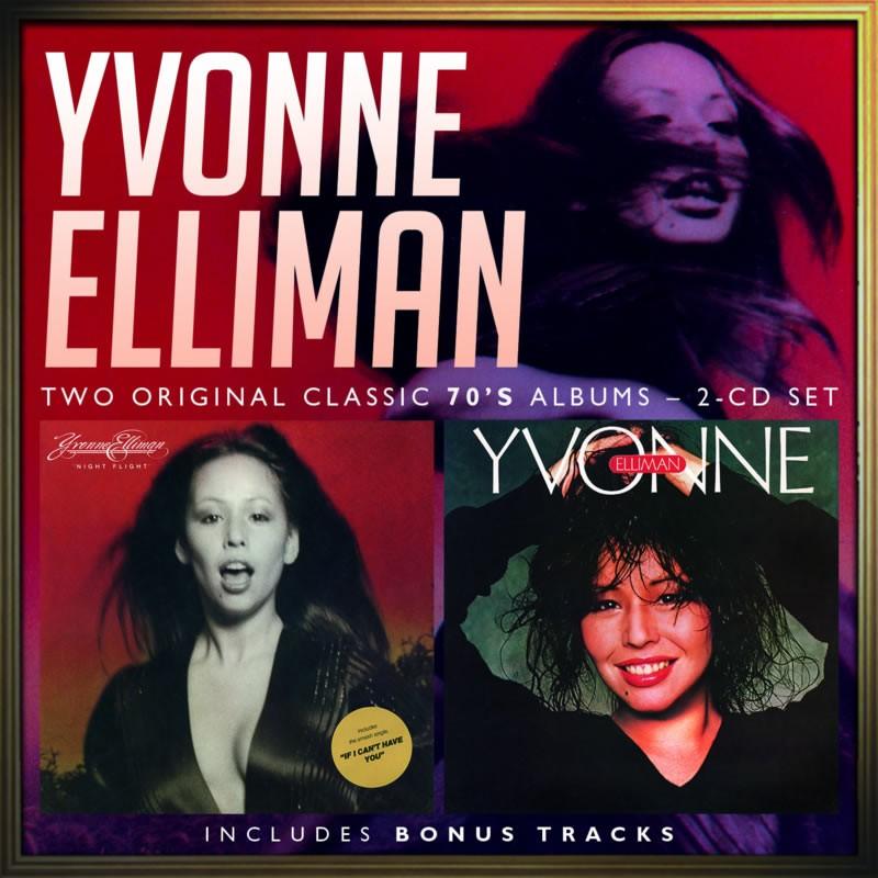 Yvonne Elliman - Night Flight / Yvonne Expanded Edition