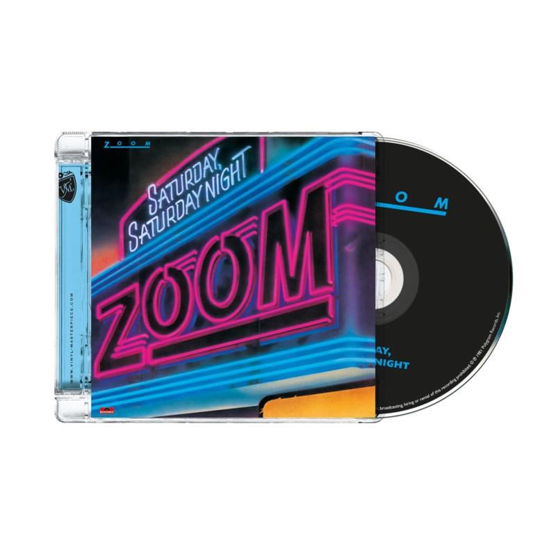 Zoom - Saturday, Saturday Night (PTG CD)