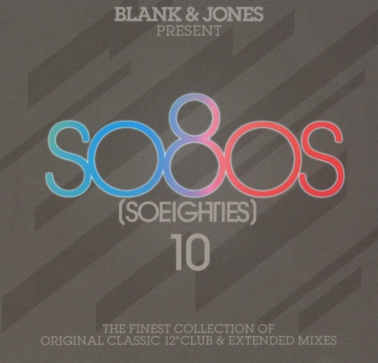 Blank Amp Jones So80s Vol 10 Vinyl Masterpiece