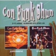 Con Funk Shun - Loveshine / Candy