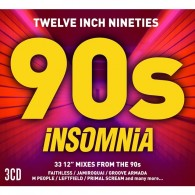 TWELVE INCH NINETIES: 90's INSOMNIA