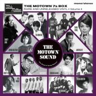 """Motown 7"""" Box, Rare and Unreleased Vinyl vol. 4"""