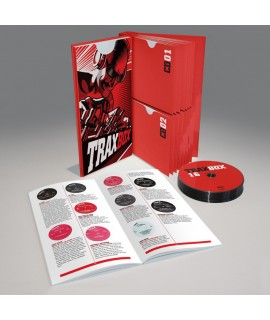 "TRAX RECORDS BOX SET: FIRST 75 COMPLETE 12"" RELEASES"