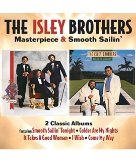 THE ISLEY BROTHERS Masterpiece / Smooth Sailin' Deluxe 2CD