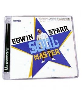 EDWIN STARR - Soul Master Expanded Edition