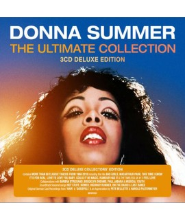 Donna Summer - The Ultimate Collection 3CD