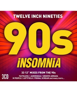 TWELVE INCH NINETIES: 90's INSOMNIA