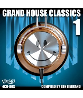 Ben Liebrand - Grand House Classics 1 - 4CD