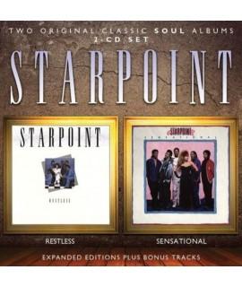 Starpoint - Restless / Sensational