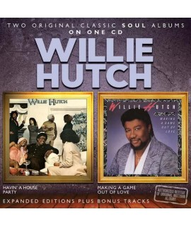 Willie Hutch - Havin'a House Party/Making A Game Out Love