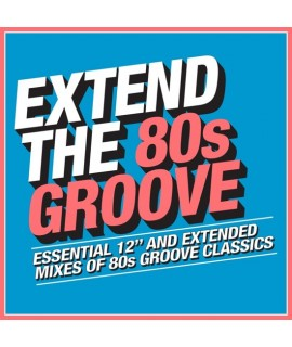 V/A -  Extend The 80s - Groove