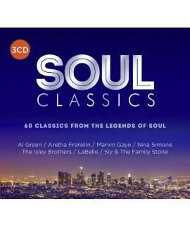 V/A - Soul Classics (3CD)
