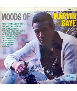Marvin Gaye ‎– Moods Of Marvin Gaye