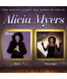 Alicia Myers - Alicia - Alicia Again **
