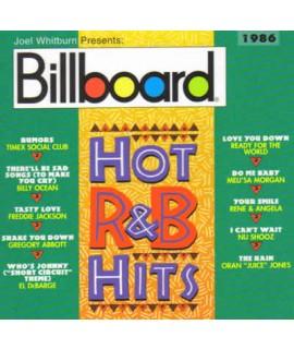 Billboard - Hot R&B Hits 1986
