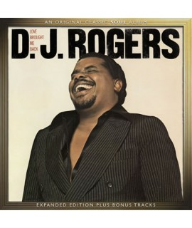 D. J. Rogers - Love Brought Me Back: Expanded Edition **