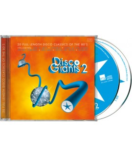 Disco Giants Volume 02 (PTG 2CD)