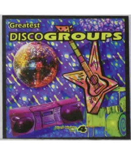 Disco Nights Vol. 4 - Greatest Disco Groups