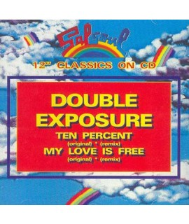 Double Exposure - Ten Percent/My Love Is Free