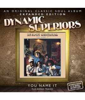 Dynamic Superiors - You Name It **