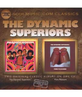 Dynamic Superiors - The Dynamic Superiors / Pure Pleasure **